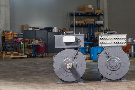 Electric solutions from AXCO-Motors