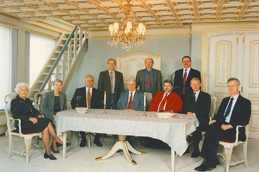Danfoss board 1995, Nordborg