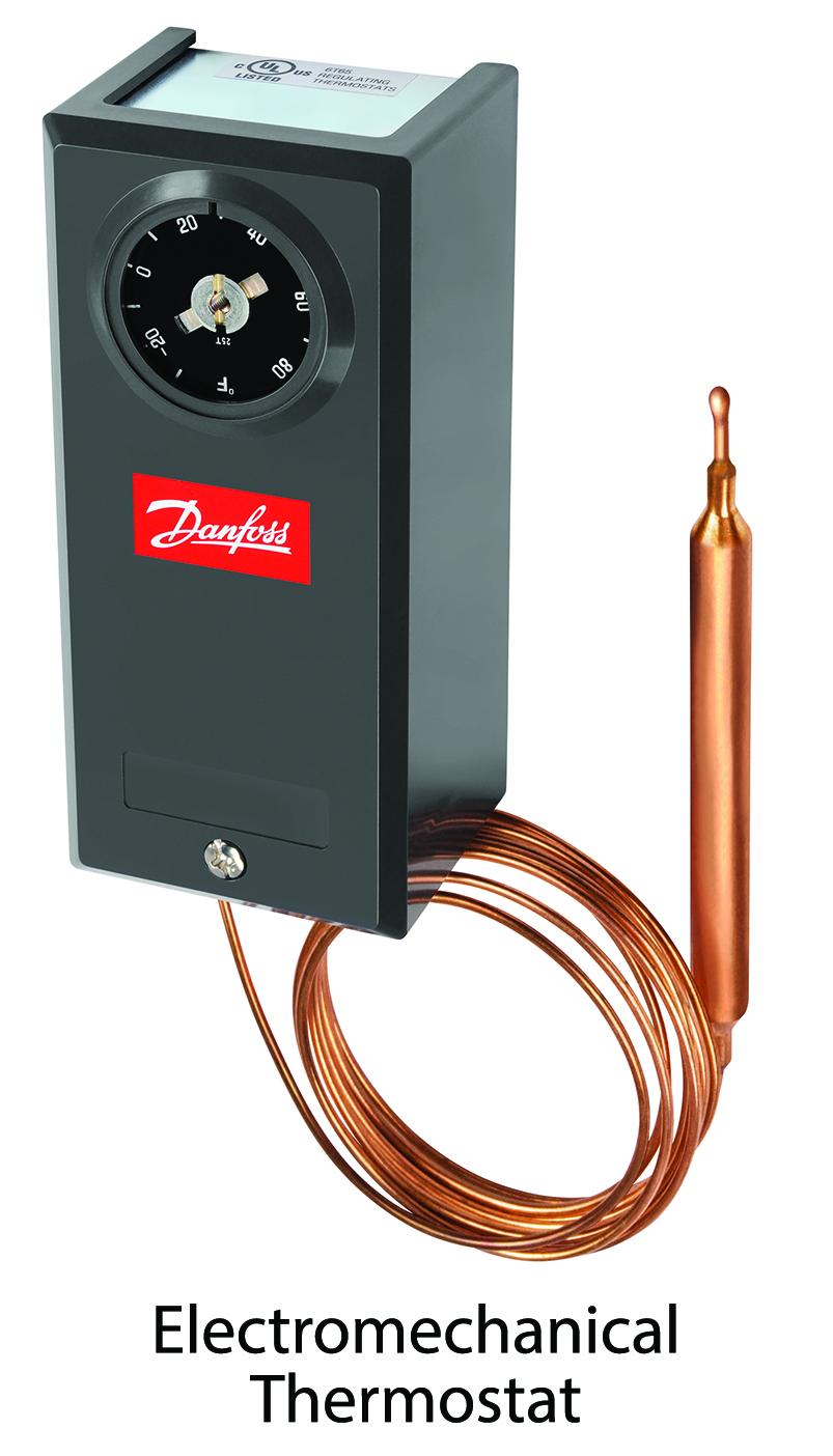 Walk-in coolers: temperature controls | Danfoss