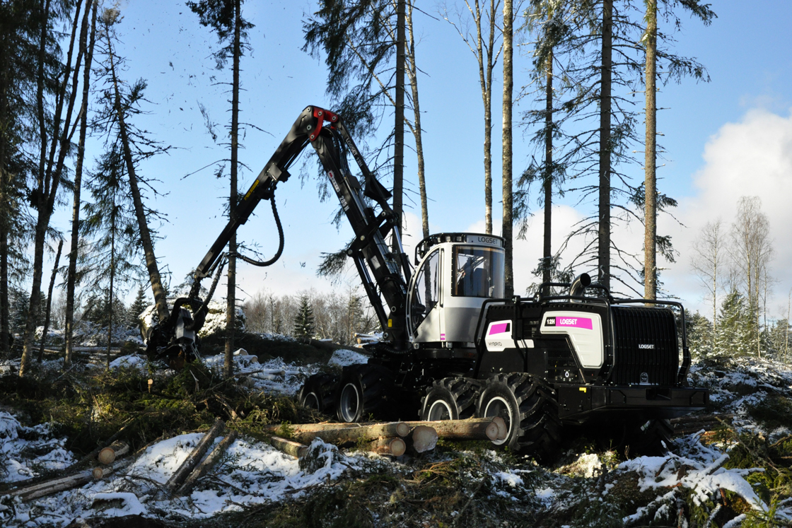 Plant manufacture forestry equipment