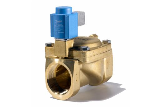 Válvulas solenoides para agua potable