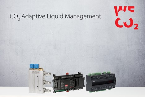 CO2 Adaptive Liquid Management (CALM) with the Danfoss Multi Ejector Solution
