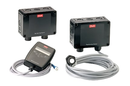 New Danfoss Gas Sensor offers high safety and improved user convenience