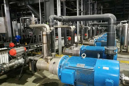 App pumps for ZLD wastewater treatment