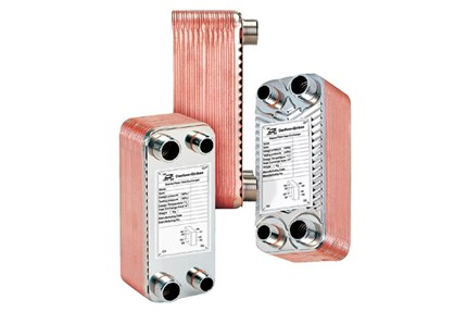 Brazed plate heat exchangers for refrigeration - Danfoss