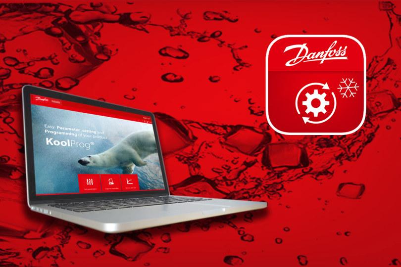 KoolProg software - electronic controllers | Danfoss