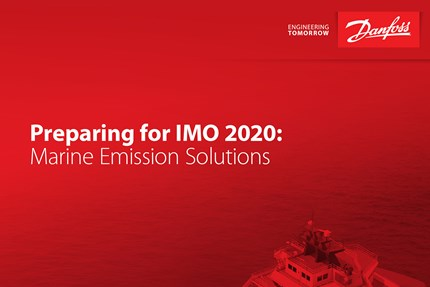 Preparing for IMO 2020: Marine Emission Solutions