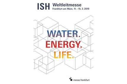 ISH 2019, Frankfurt, Germany