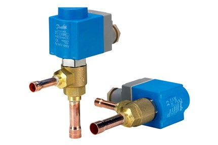 The new AKVP series of Electric Expansion Valves creates possibility through simplicity