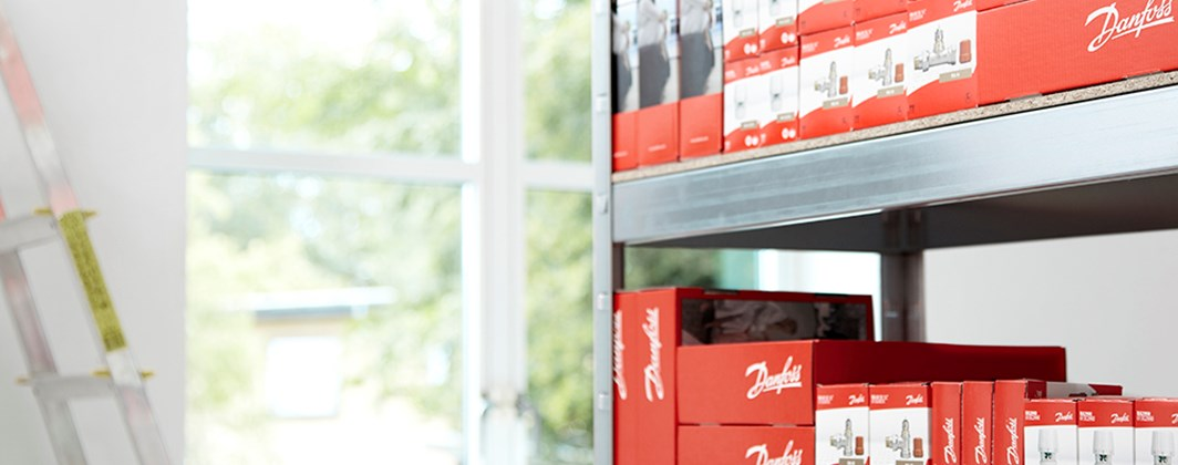 Contractor hub | Everything you need in one place | Danfoss