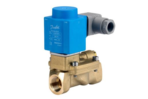 EV220B solenoid valve - Danfoss