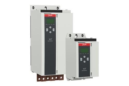 controlador de arranque suave monof/ásico//inferior de lat/ón Controlador el/éctrico del arrancador suave Accesorios para bomba de agua//ventilador With Heat Sink Arrancador suave del motor